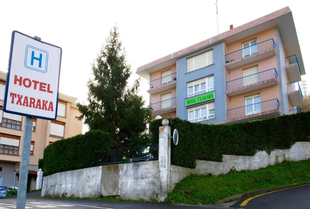 Hotel txaraka r servation gratuite sur viamichelin for Reserve un hotel