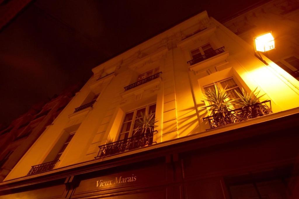 H tel du vieux marais parigi prenotazione on line for Hotel zona marais parigi