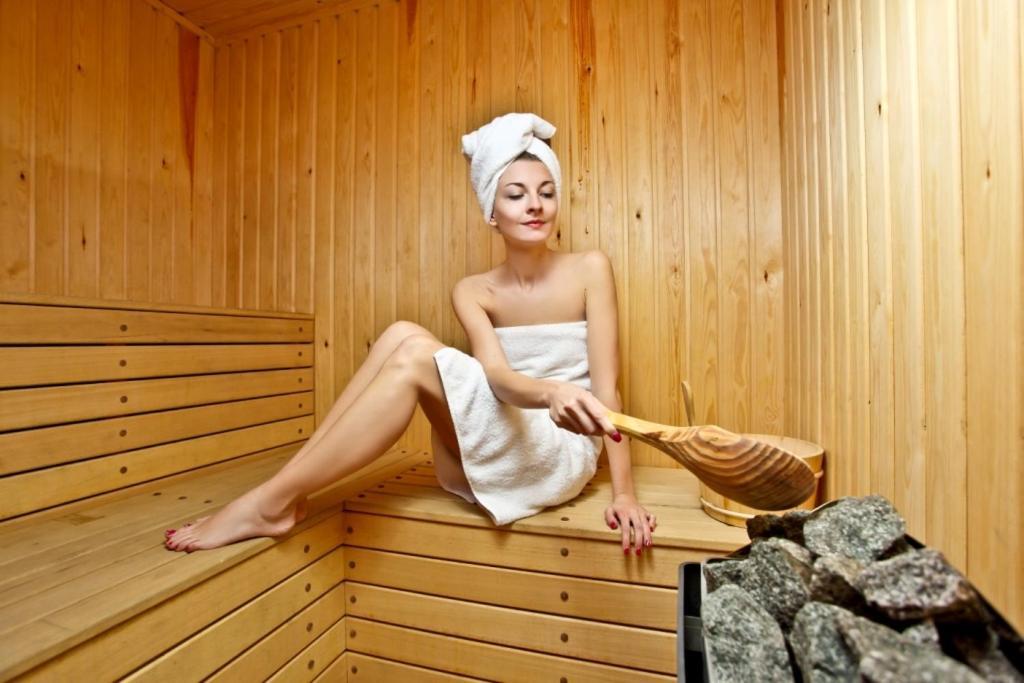 Женская баня фото