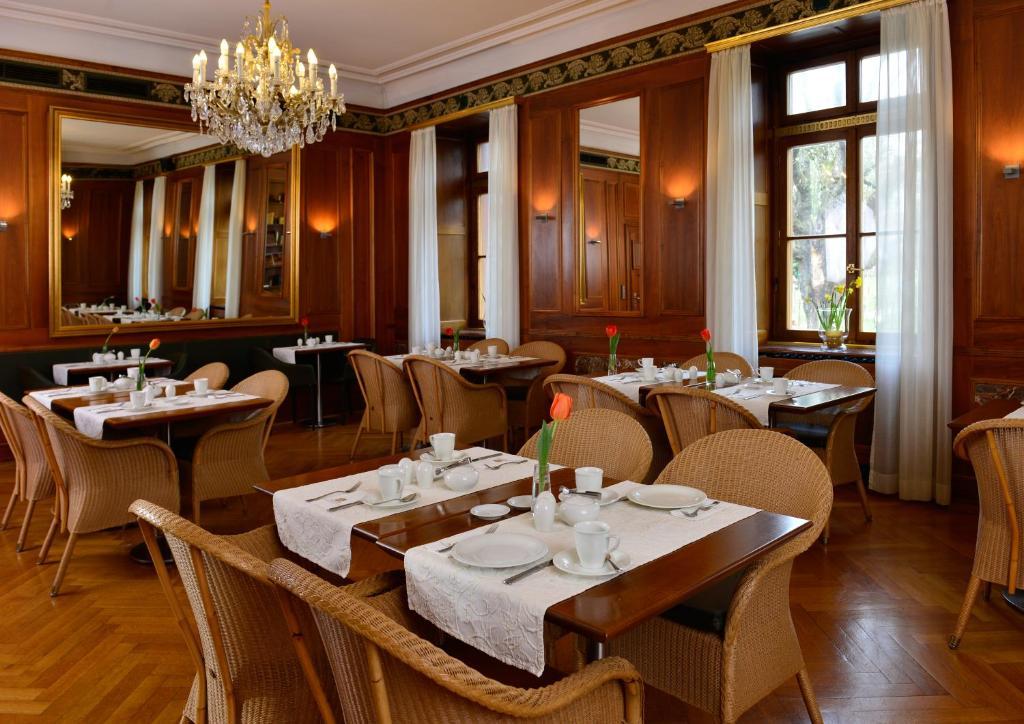 Best Western Premier Hotel Victoria Eisenbahnstrasse