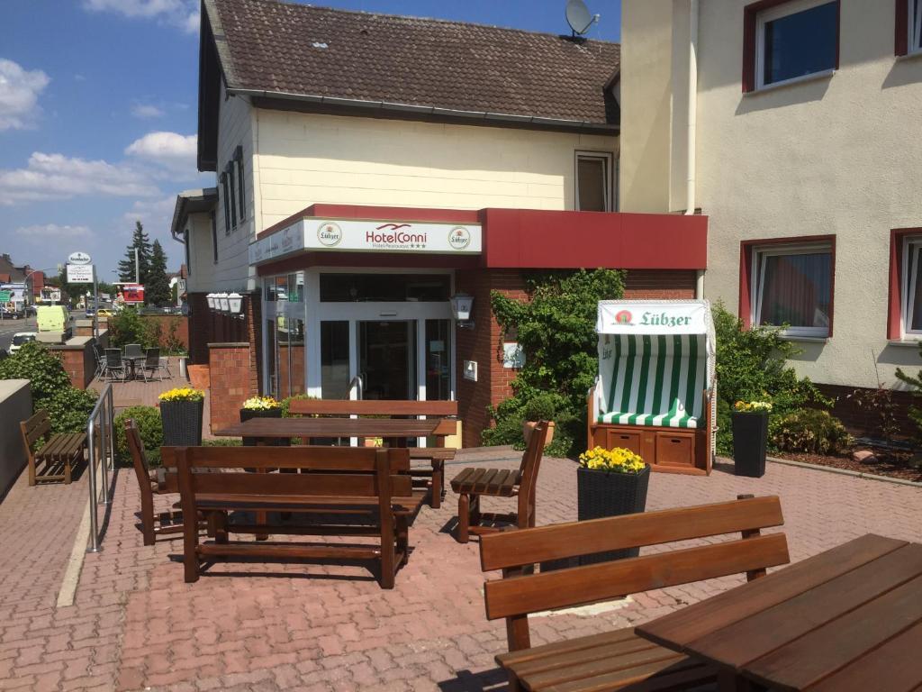 Hotel Restaurant Conni Wolfsburg