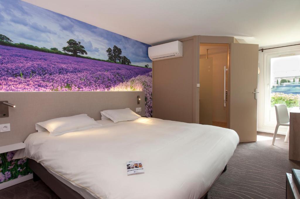 Brit hotel avignon sud le calendal r servation gratuite for Chambre de commerce d avignon