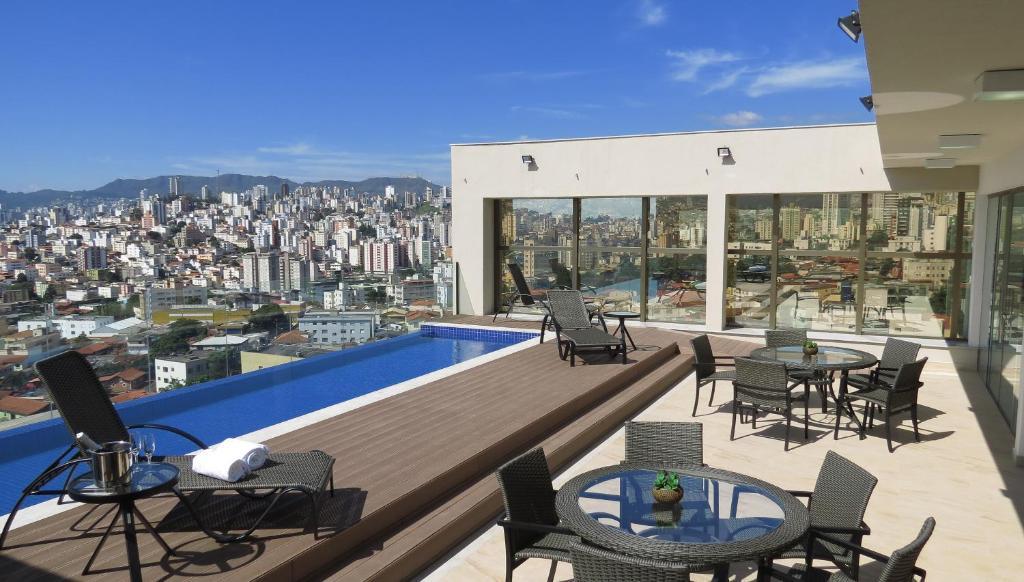 Hotel Beaga Convention Expominas (Brasil Belo Horizonte ...