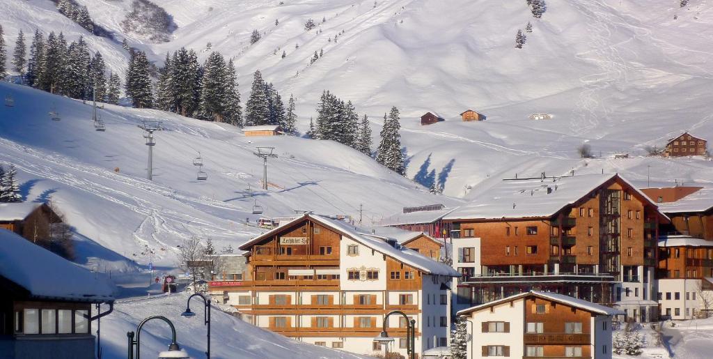 Boutique hotel lechtalerhof mittelberg reserva tu hotel for Boutique hotel alpen