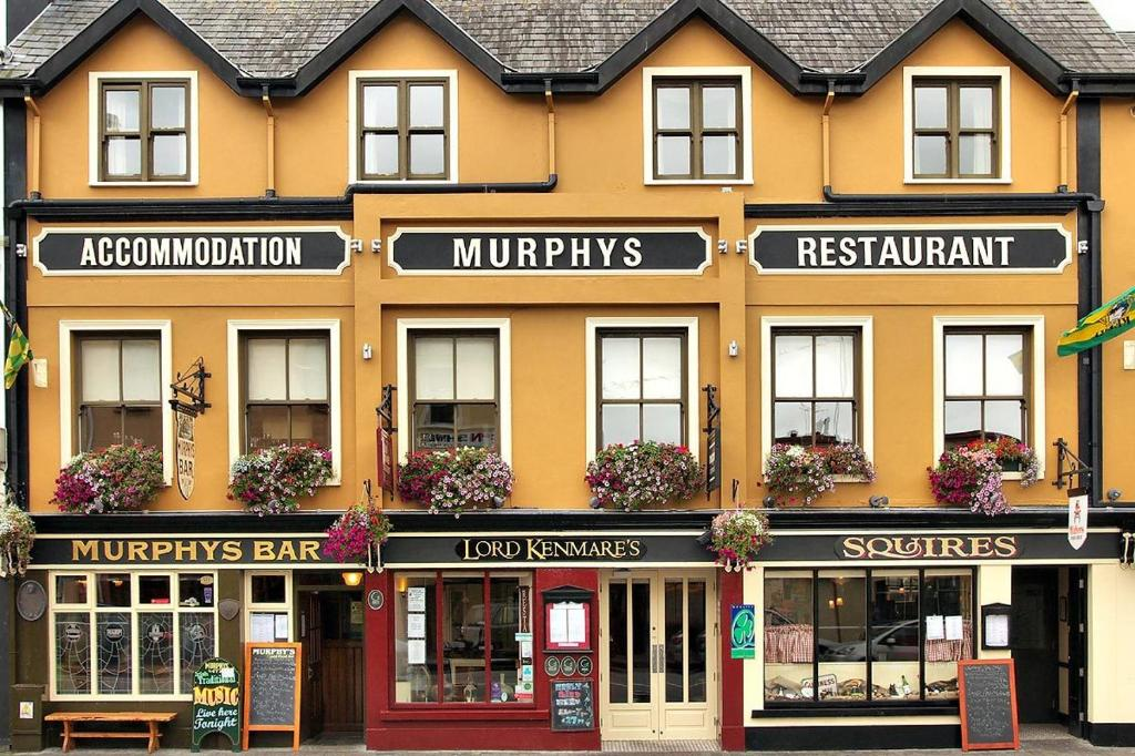 murphys of killarney killarney online booking viamichelin. Black Bedroom Furniture Sets. Home Design Ideas