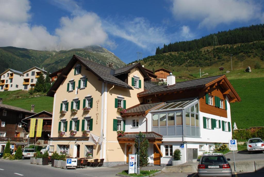 fd720236a4e Hotel Posta (Suíça Sedrun) - Booking.com