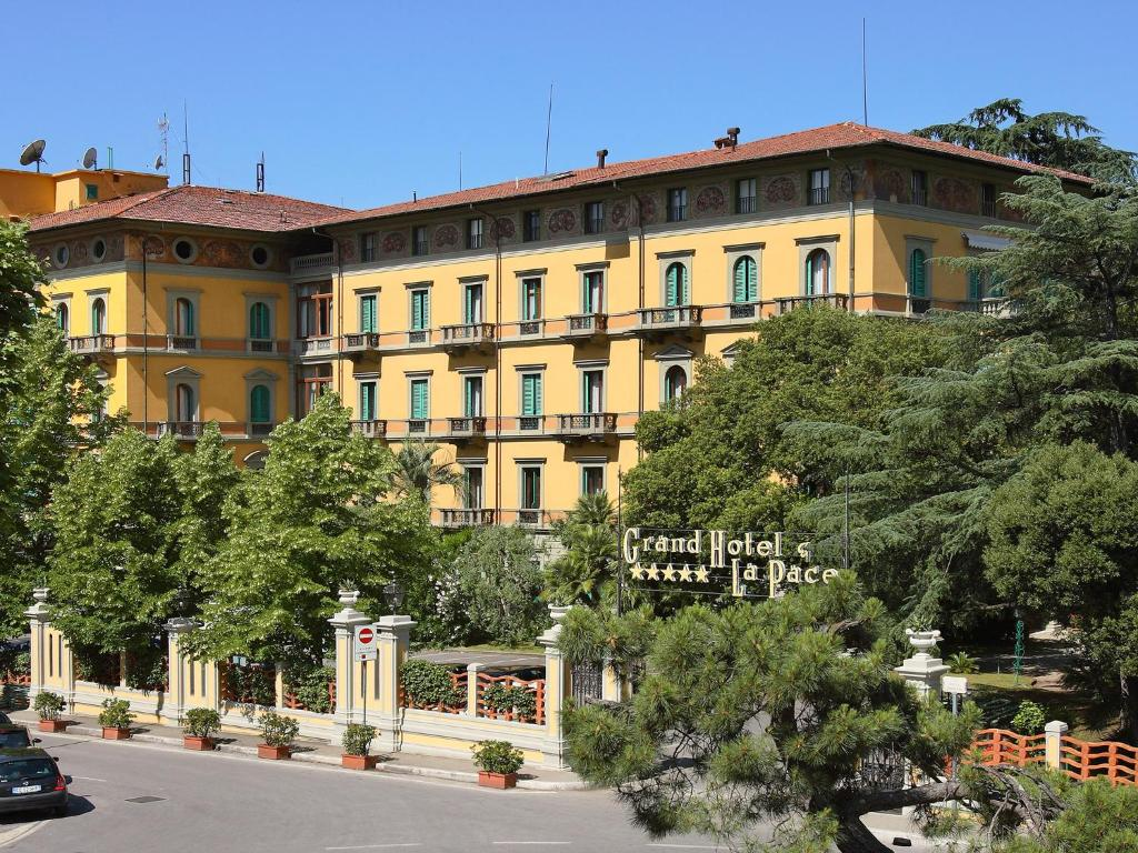 Grand Hotel And La Pace Montecatini