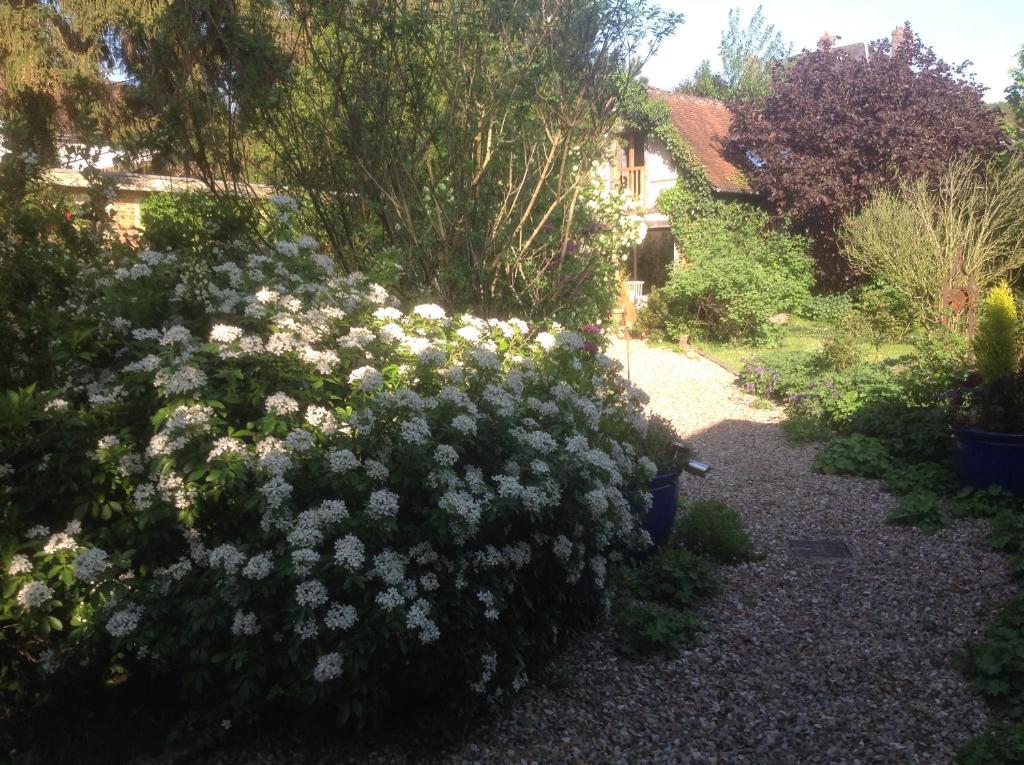 Au fond du jardin maison d 39 h tes chambres d 39 h tes saint sa ns for Au fond du jardin saint saens