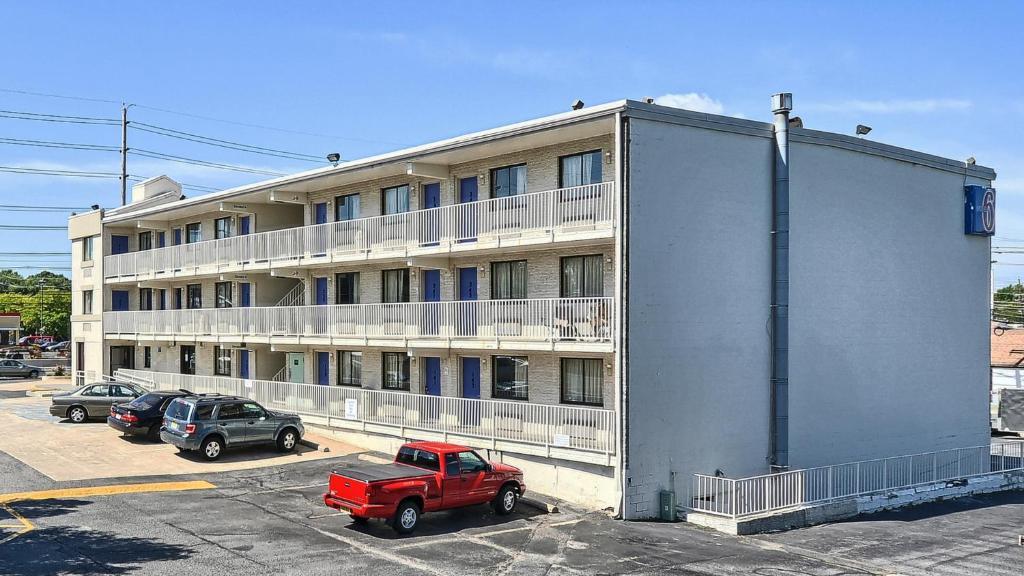 Motel 6 Philadelphia Mt Laurel Nj Pennsauken