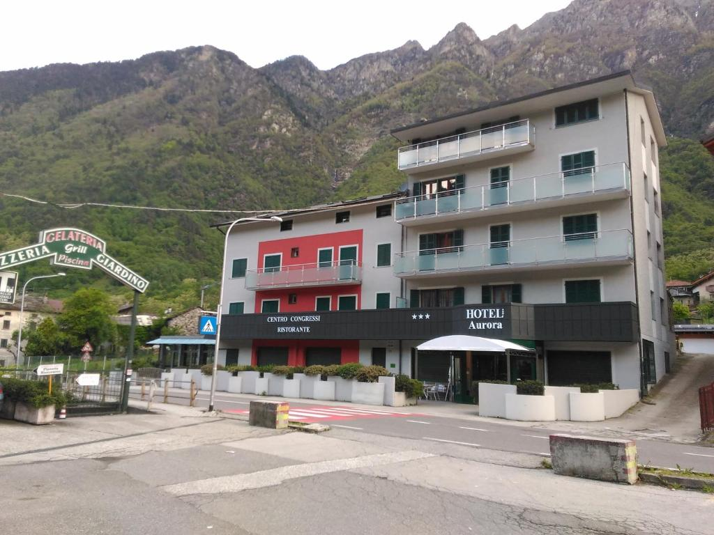 Baños Turcos Kingdom:Hotel Aurora – Chiavenna- reserva tu hotel con ViaMichelin