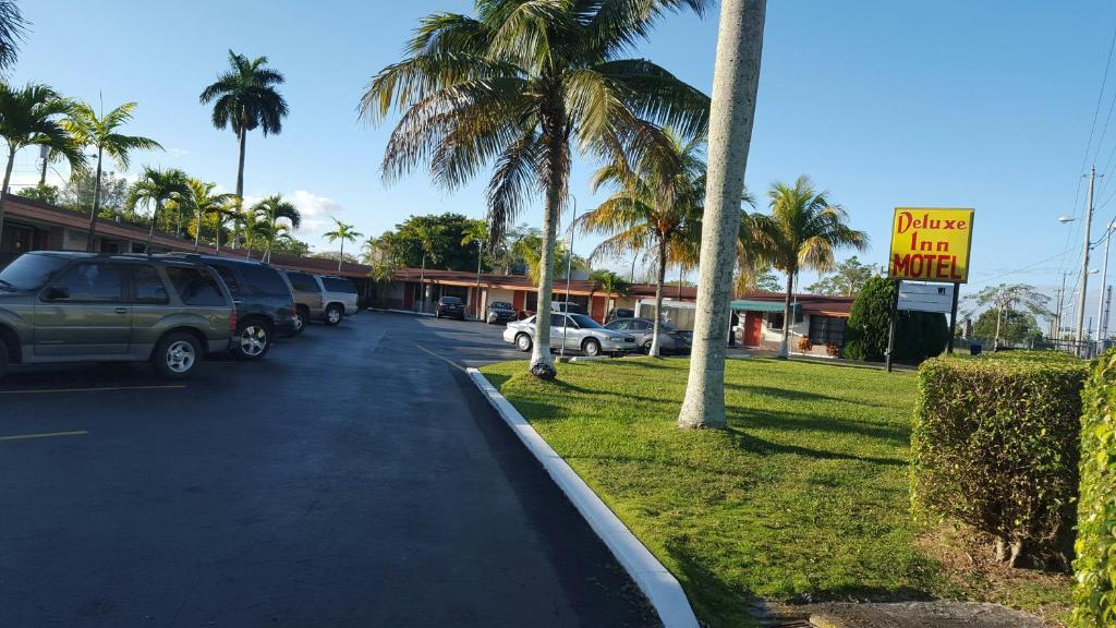Deluxe Inn Motel Homestead Fl