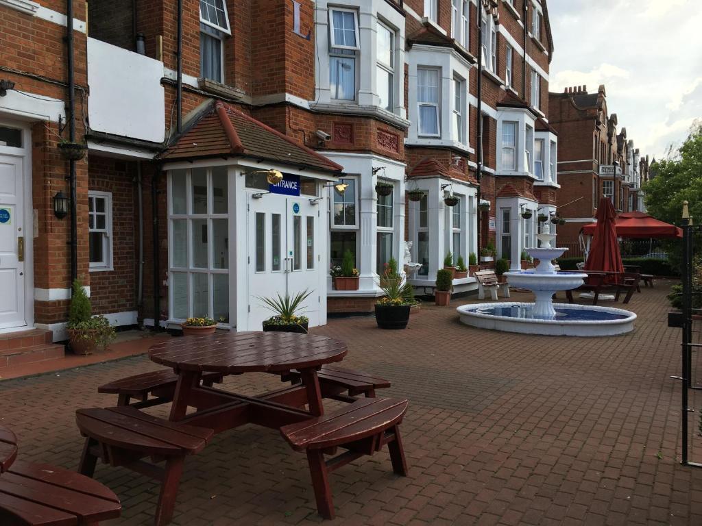 Euro Hotel Clapham Londra Booking