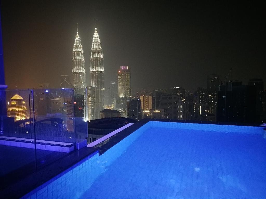 Apartment Platinum Face Luxury Suites Klcc Kuala Lumpur