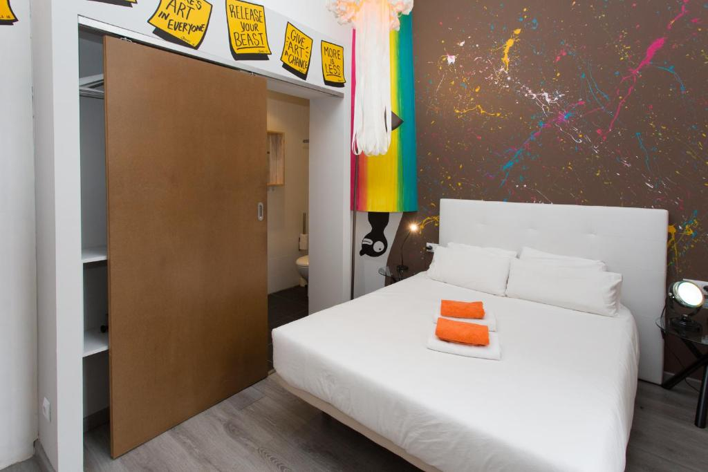 Chambres d 39 h tes zoorooms boutique guesthouse chambres d - Chambre d hote barcelone centre ...