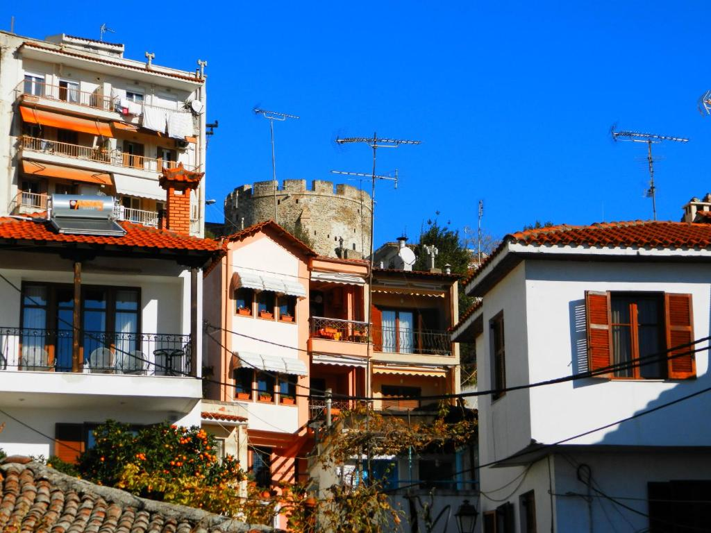 little big house thessalon ki reserva tu hotel con viamichelin. Black Bedroom Furniture Sets. Home Design Ideas