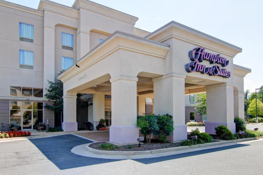 Hampton Inn Suites Leesburg Leesburg Book Your Hotel With Viamichelin