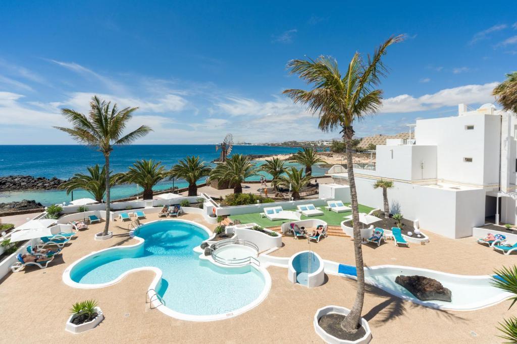 Gran Canaria Kleines Hotel Direkt Am Strand