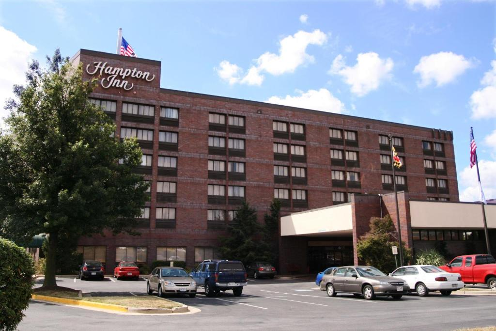 Hampton Inn Frederick Frederick Book Your Hotel With