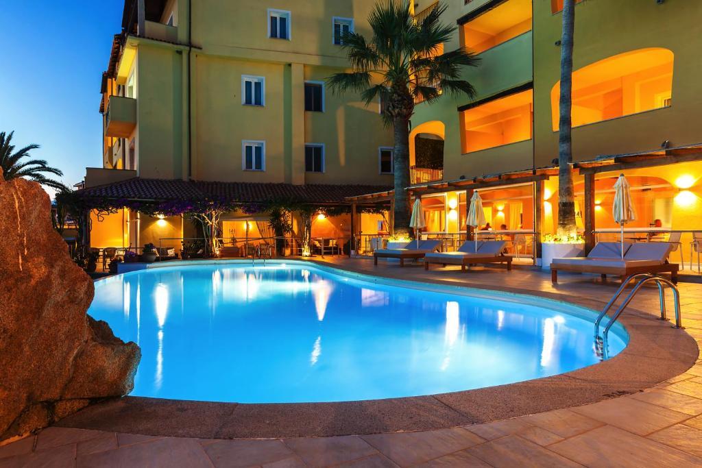 Sardegna Golfo Aranci Hotel Villa Margherita