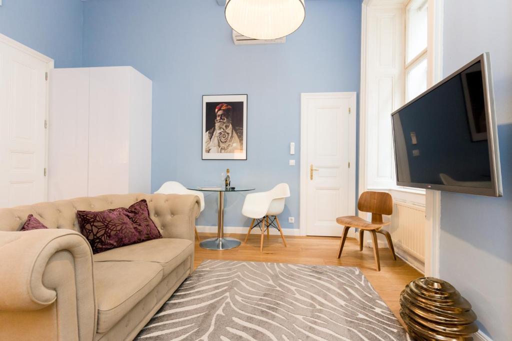 Vienna prestige luxury boutique apartments graben vienna for Designer apartment vienna