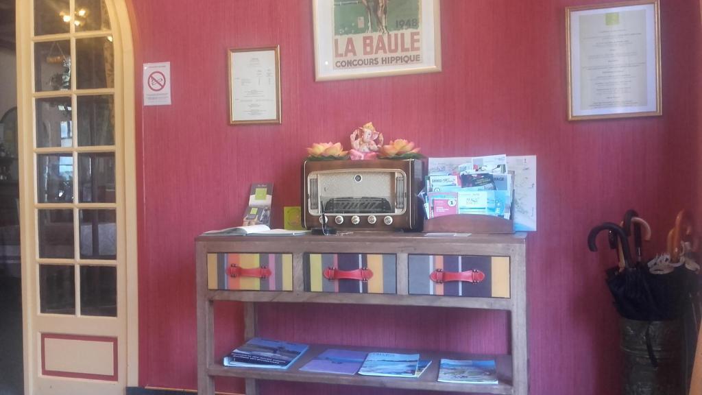 Hostellerie du Bois La Baule Escoublac # Hostellerie Du Bois La Baule