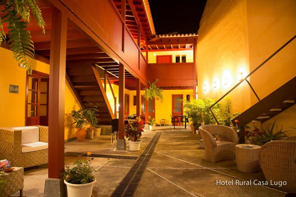 Hotel Rural Casa Lugo (Espanha Agulo) - Booking.com