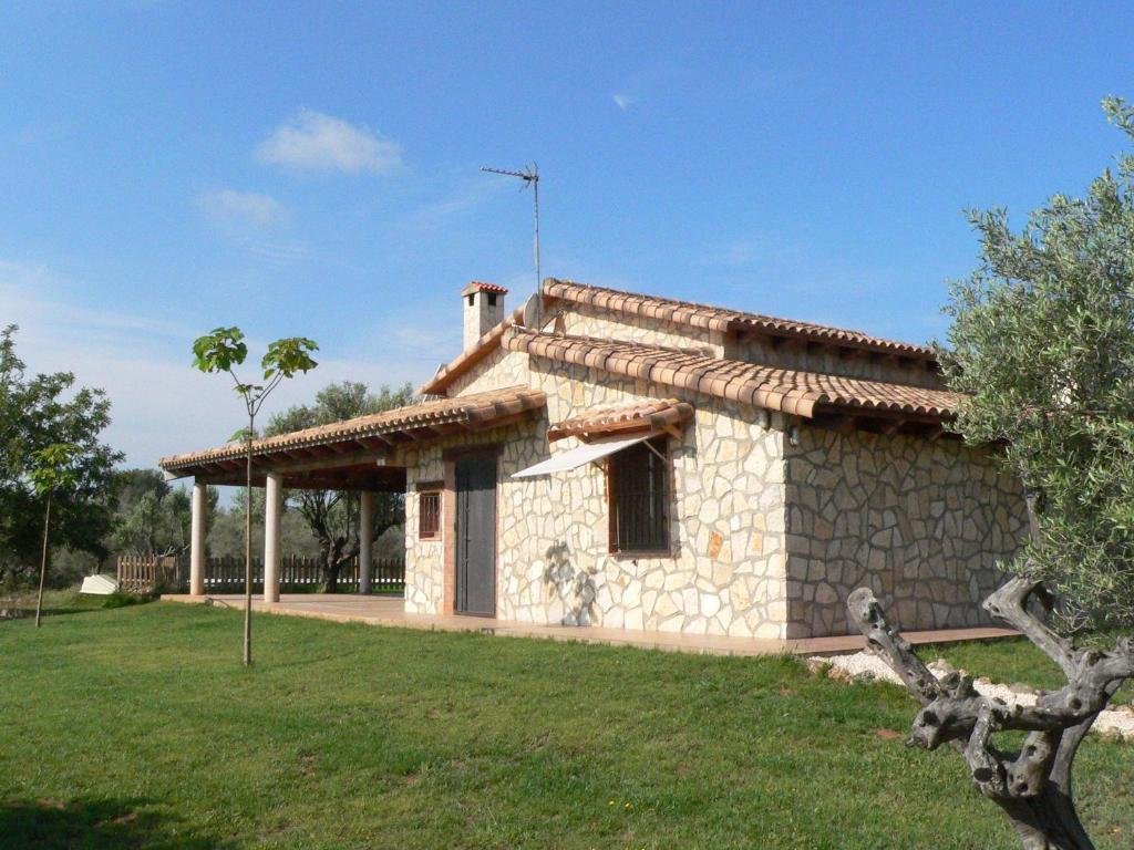 Casa rural el falc chella spain - Casa rural spain ...