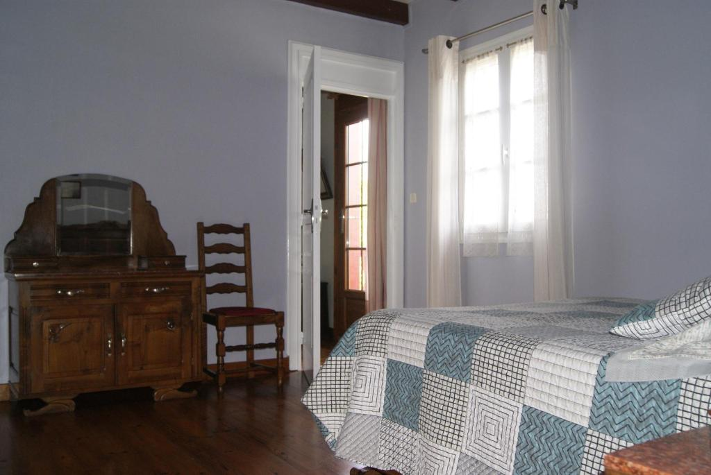 Chambres d 39 h tes bachoc cambo les bains online booking for Chambre d hotes anglet