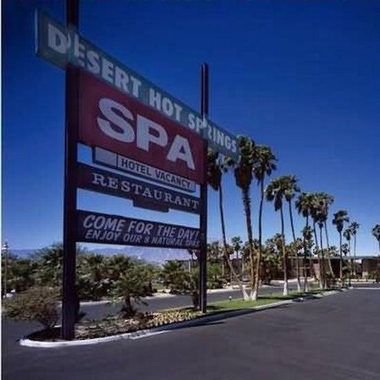Desert Hot Springs Spa Hotel Desert Hot Springs Ca