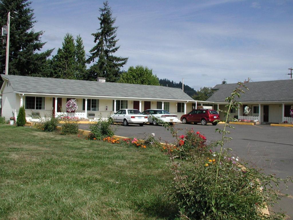 Valley Inn Motel - Lebanon Oregon