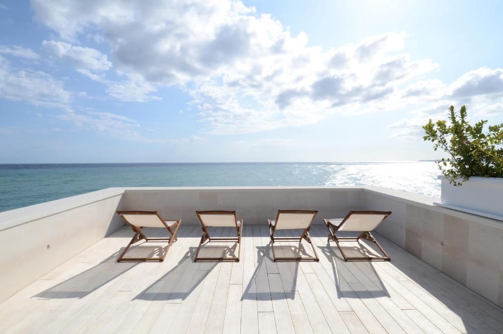 Resort bufi private beach r servation gratuite sur for Le canape molfetta