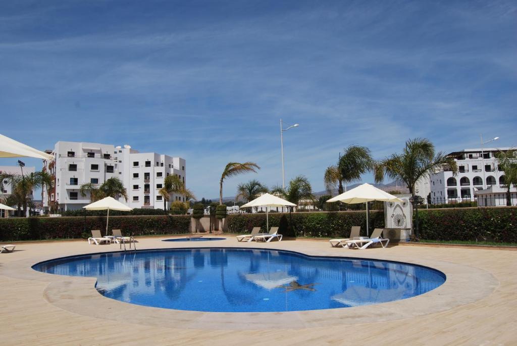 Rofaida appart 39 hotel r servation gratuite sur viamichelin for Reservation appart hotel