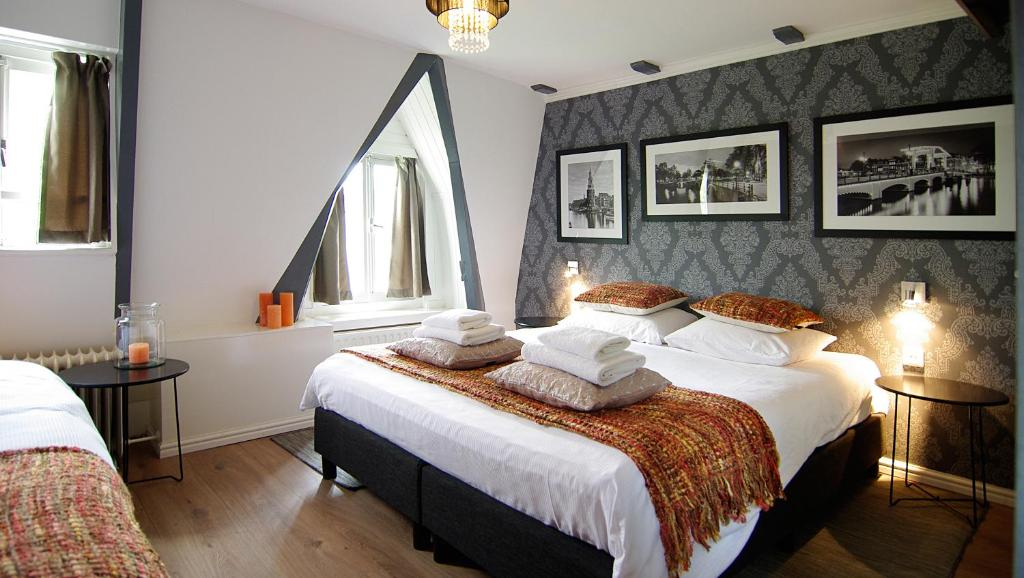 Flower market hotel amsterdam book your hotel with for Booking hotel amsterdam
