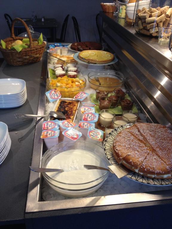 Restaurant Le  Baillet En France