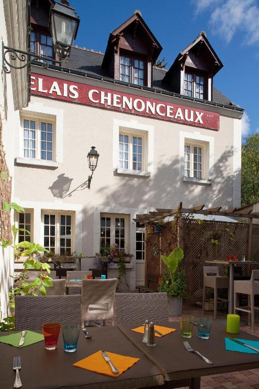 Restaurant Chenonceaux Le Bon Laboureur