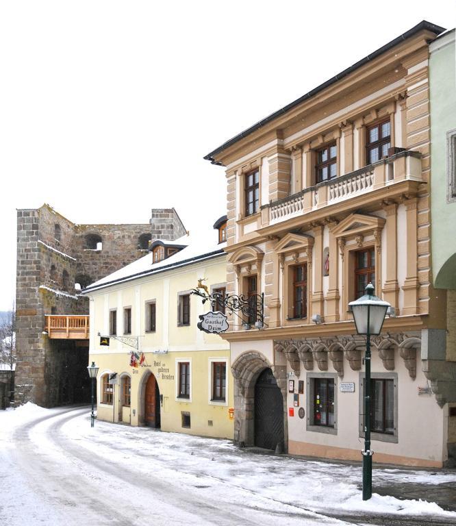 Enkelt hotell Freistadt