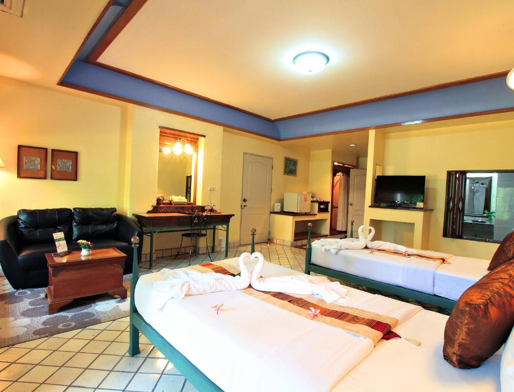 Hotel Pung Waan Resort Spa Kanchanaburi