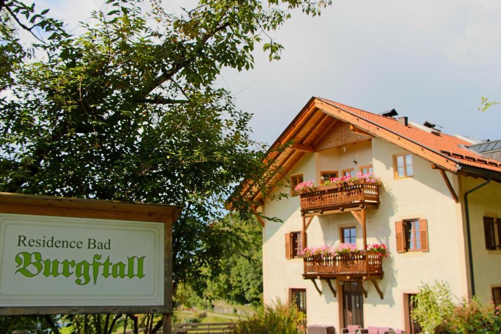 Residence bad burgstall bressanone italy for Residence bressanone centro