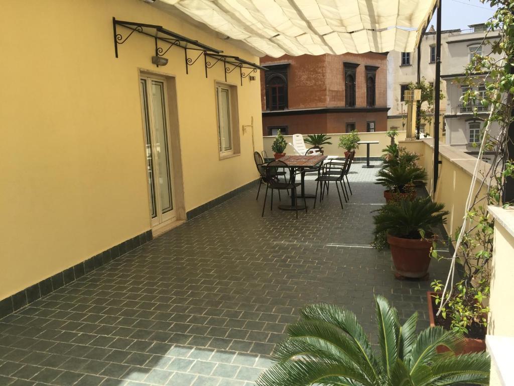 Booking.com: la residenza   napels, italië