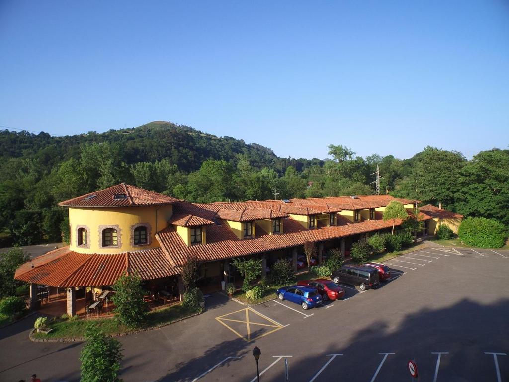 Hotel el bricial r servation gratuite sur viamichelin for Reserver des hotels