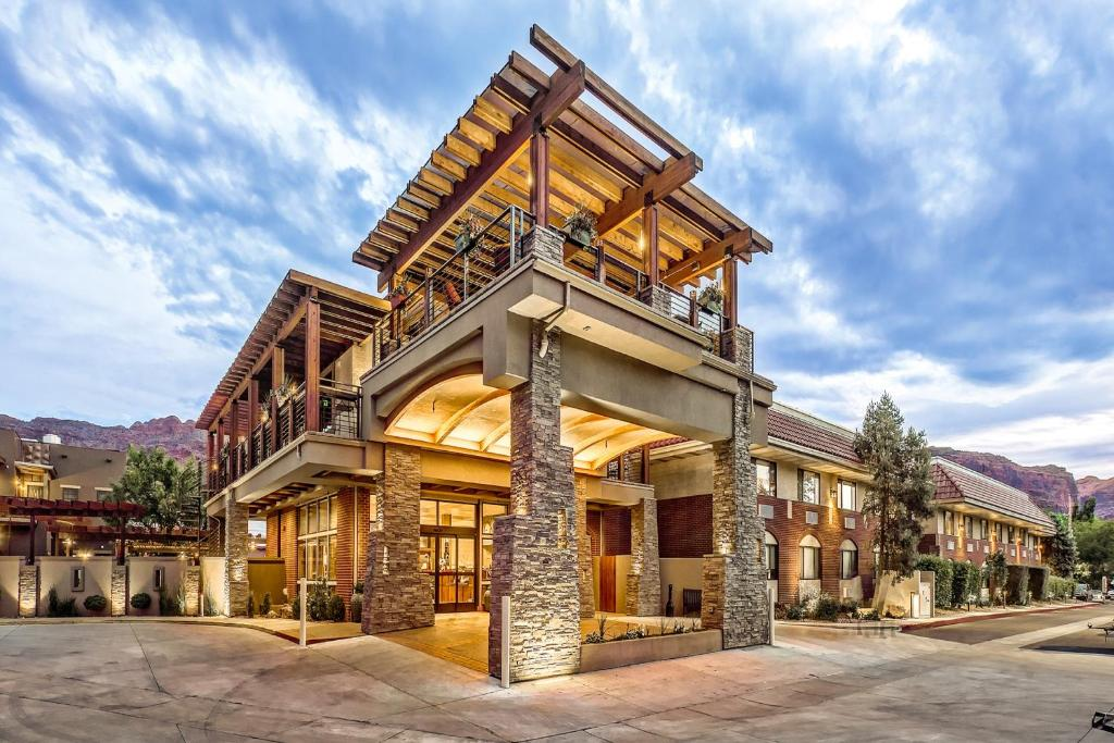 Best western plus canyonlands inn moab prenotazione on for Best western moab