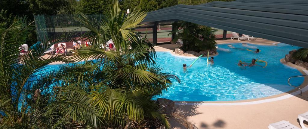 Domaine de diane villas quend dans la somme 80 30 for Tarif piscine abbeville