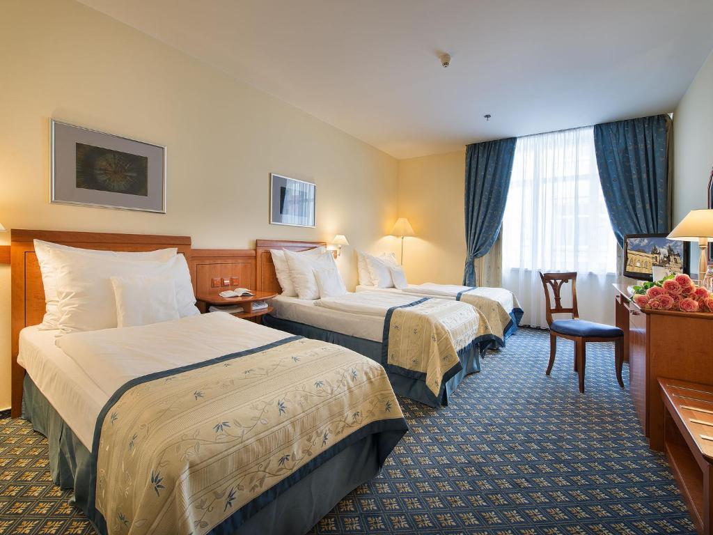 Ramada prague city centre r servation gratuite sur for Hotel city central prague