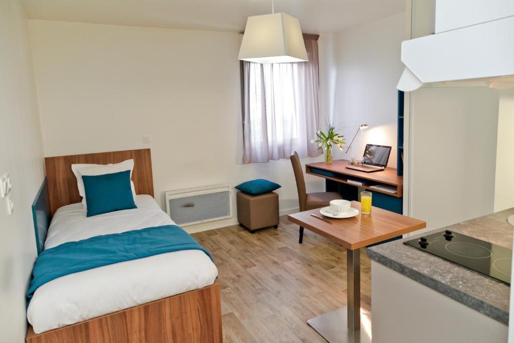 Appart 39 hotel odalys blamont r servation gratuite sur for Reservation appart hotel