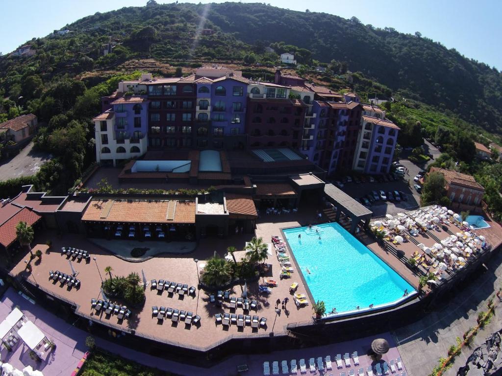 Hotel Santa Tecla Piscina