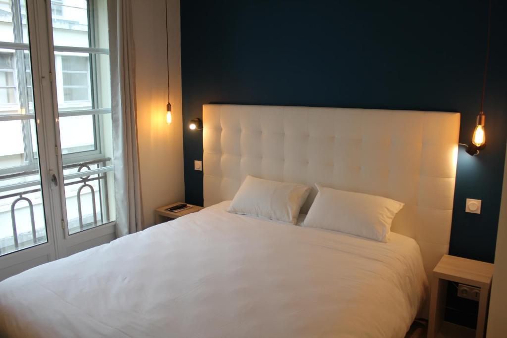 h tel la fontaine caen centre caen book your hotel with viamichelin. Black Bedroom Furniture Sets. Home Design Ideas