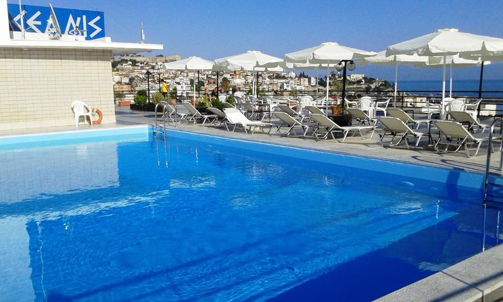 Oceanis hotel r servation gratuite sur viamichelin for Piscine oceanis