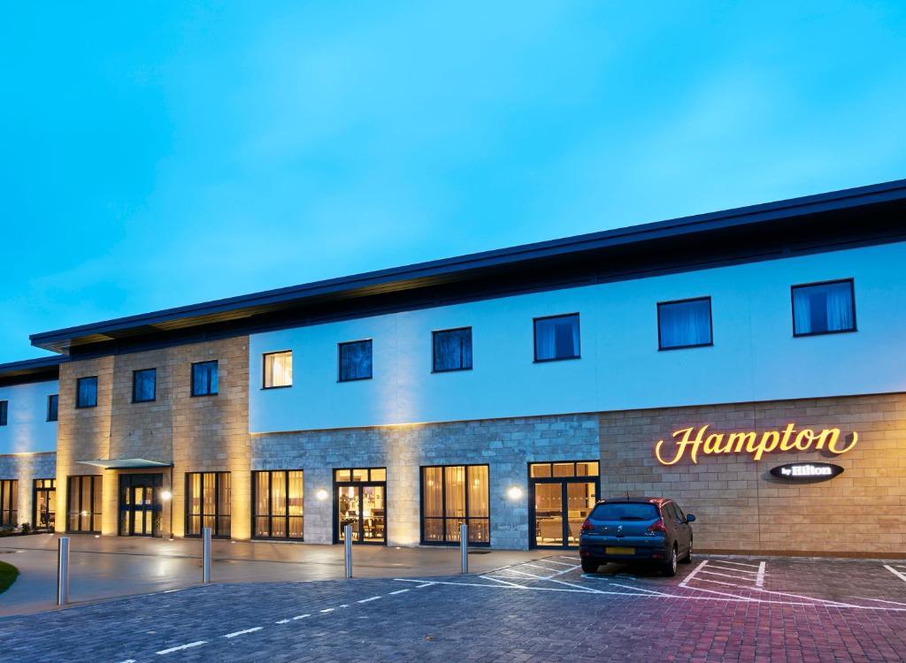 Hampton by Hilton Oxford