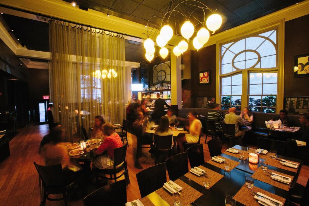 Boston Boutique Hotels Back Bay Area