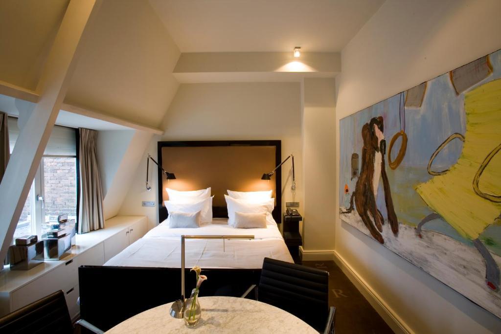Hotel Roemer Amsterdam R Servation Gratuite Sur Viamichelin